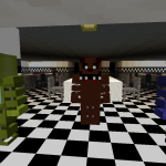 New Five Nights at freddys map and up for download